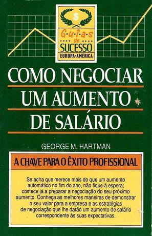 Livro 'Como Negociar um Aumento de Salário'