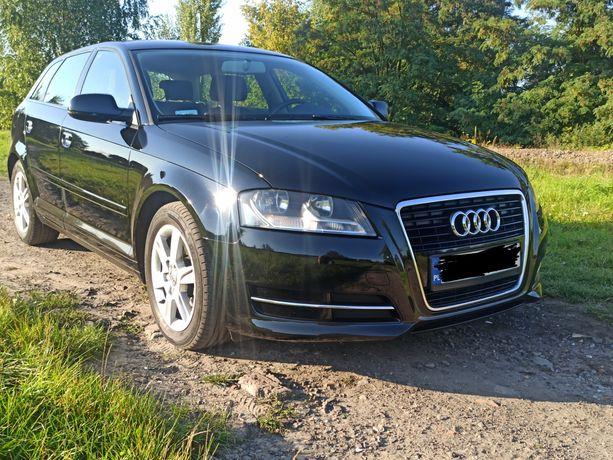 Audi A3 Stan idealny przeglad do 22.09.2022