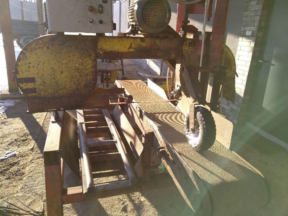 Piła rozdzielcza, Trak, Europal Górowo Iławeckie - image 1