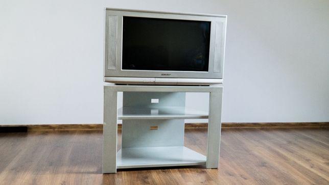 telewizor TV Sharp ze stolikiem