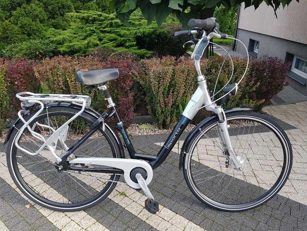 Rower holenderski SPARTA Ithaka, 28 cali, aluminiowy, 8 biegów