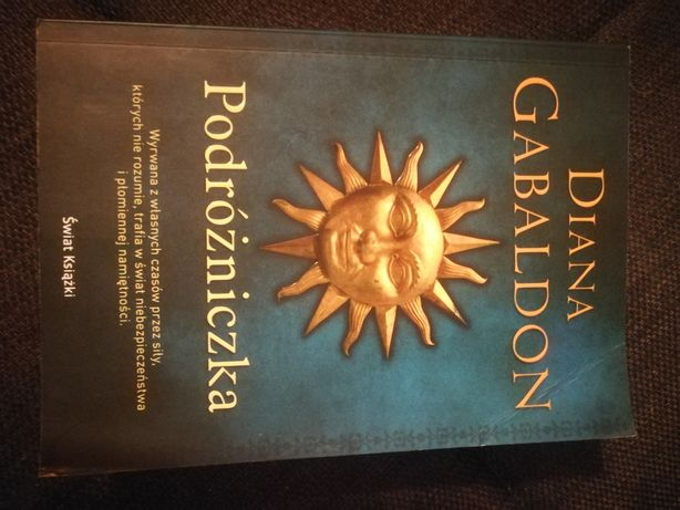 Diana Gabaldon Podróżniczka Outlander