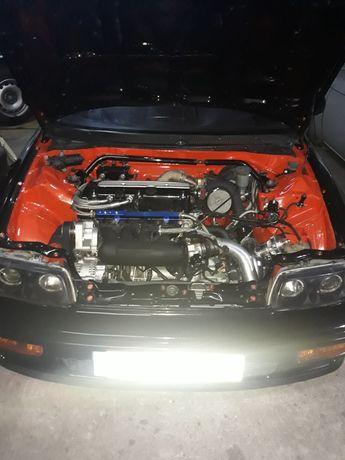 Honda crx k20 turbo