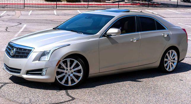Продається авто Cadillac ATS 2013
