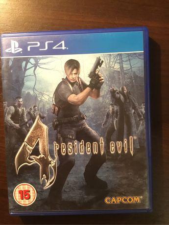 Resident Evil 4 Ps4 Ps5 Обитель Зла 4