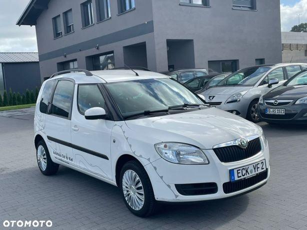 Škoda Roomster Klima Super Stan