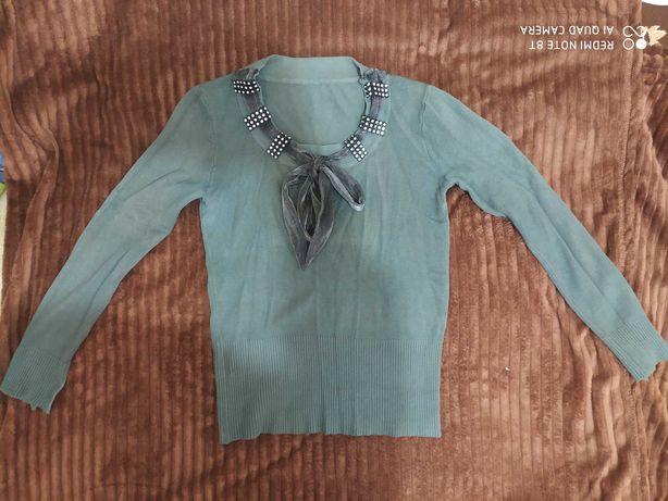 Женские вещи, юбка, платье, свитер, меховая жилетка