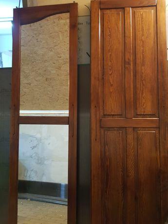 Drzwi szafy przesuwnej  z lustrem 3szt szafa