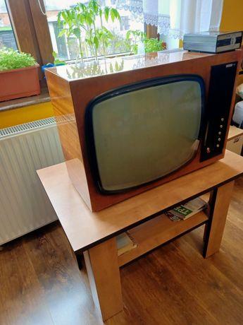 Telewizor Neptun  PRL wyprzedaż garażowa