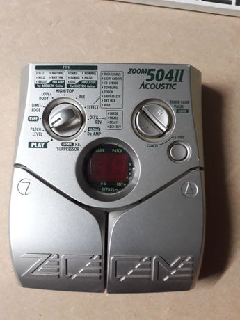 Zoom 504ll acoustic