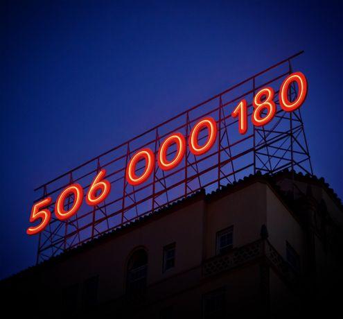 Łatwy numer telefonu 506/000/180 nju mobile złoty numer
