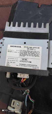 Сабвуфер Honda CR-V Pioneer
