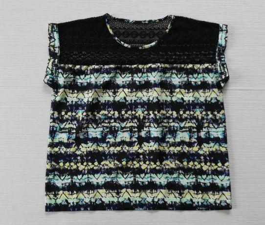 Kolorowa bluzka r.48