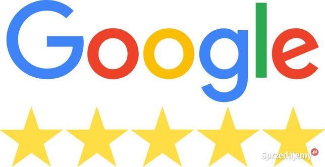 Opinie Google Maps *1 ZA DARMO*