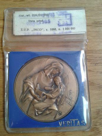 Medal Święta Anna 1985