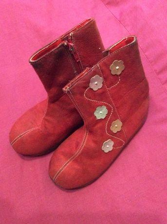 Демісезонні чоботи чобітки черевички