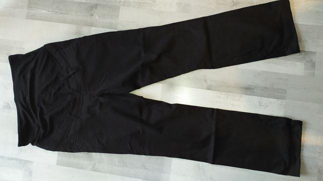 Eleganckie spodnie ciążowe r. 40