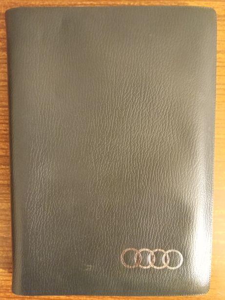 Manual de instruções revisões - Audi A4 B5 plano assistência