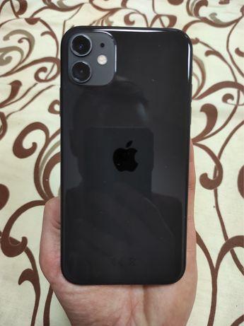 Iphone 11 128gb black (с чеком)