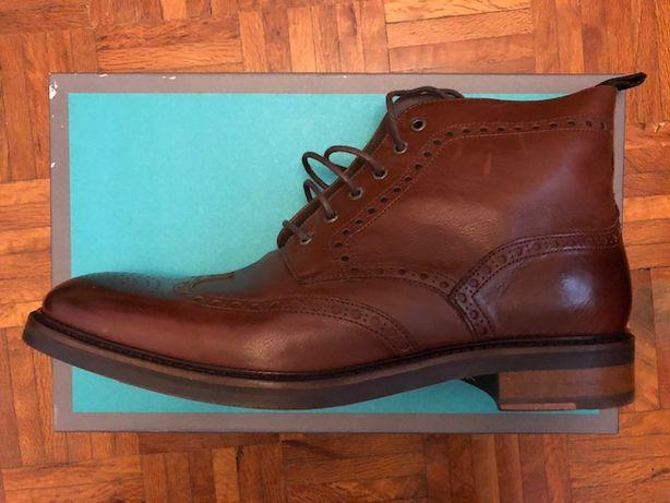 Botas Brogues - Paradigma Footwear - Novas