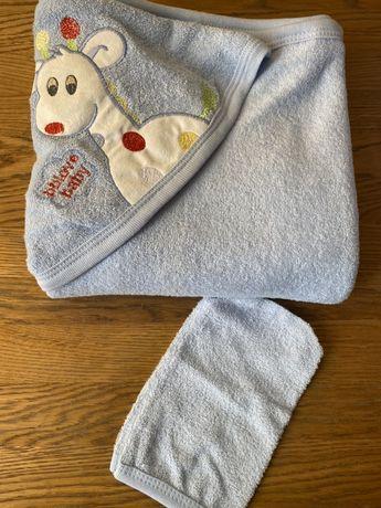 Детское полотенечко-уголок