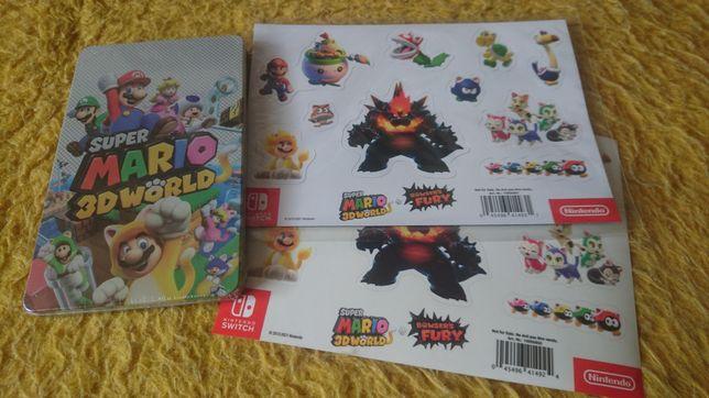 Super Mario 3d World Preorder Bonus