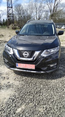 Nissan Rogue SV AWD