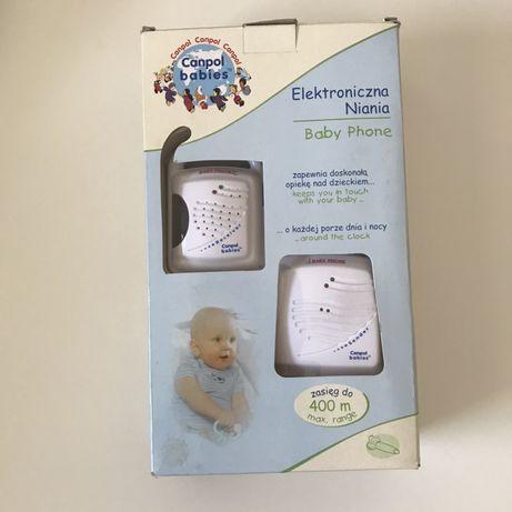 Nowa elektroniczna niania canpol babies