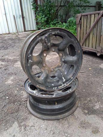 Колесные диски 6х139.7 на 15 дюймов