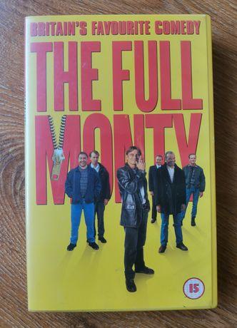 "Kaseta wideo VHS ""The Full Monty""/""Goło i Wesoło"" UK - ENG - oryginał"