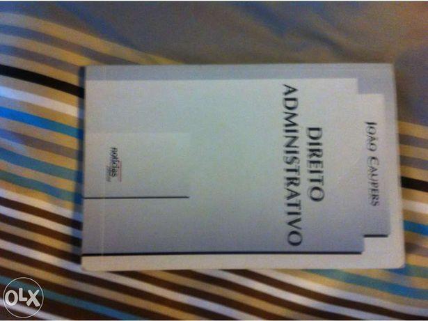 Livros de Direito - Direito Administrativo