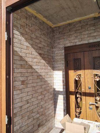 "Фасадная плитка ""brick style"""