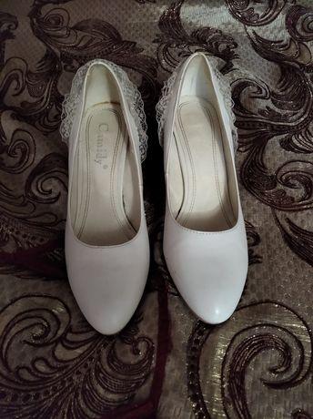 Свадебные туфлИ красивые