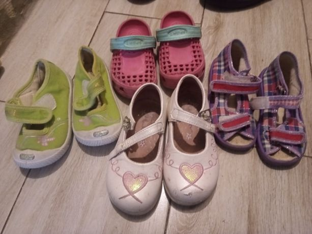 Buty dla dziewczynki rozm 24