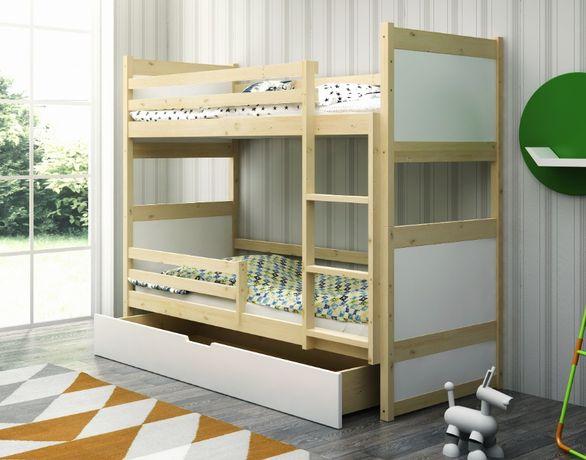 Promocja piętrowe 2 osobowe łóżko dziecięce Lena! Materace gratis ! !
