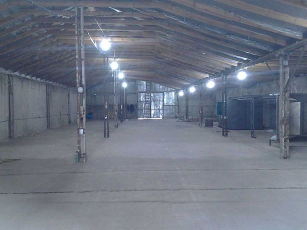 Оренда склада в Тяжилові