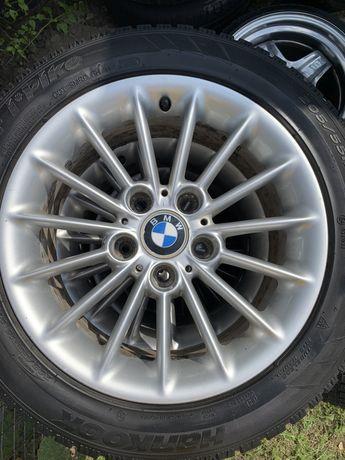 Felgi 16' 5x120 styling 48 BMW E39 z oponami komplet 4szt