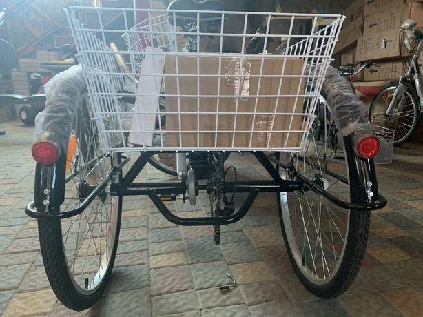 """Новый трехколесный электровелосипед Kelbike  26"""" 350W"""