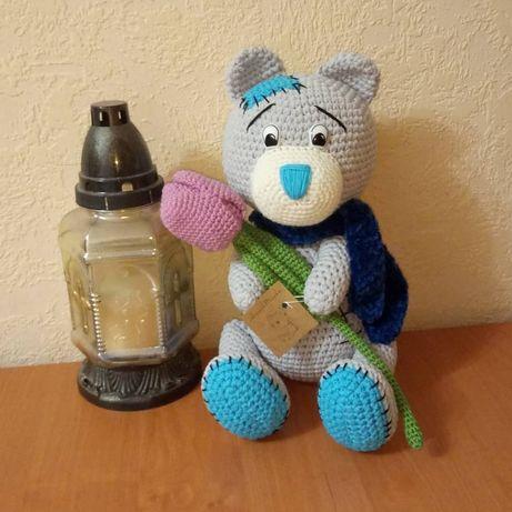 Мягкая игрушка мишка медвеженок ведмедик Тедди