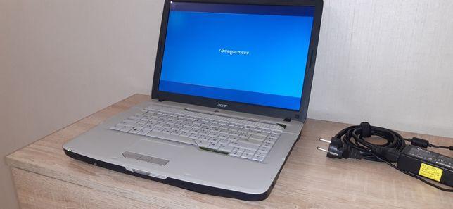 Ноутбук Acer Aspire 5315, полностью рабочий! Не ремонтировался!
