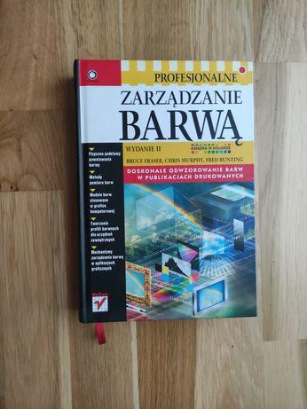 Książka Profesjonalne zarządzanie barwą