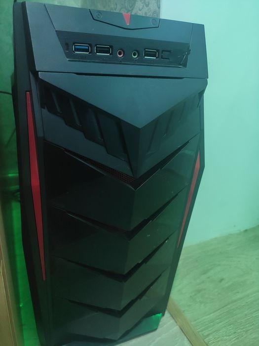 Продам ігровий ПК, монітор, мика, клавіатура, 1070 Умань - изображение 1