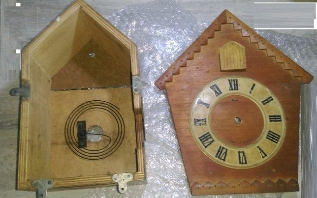 Skrzynia zegara Majak