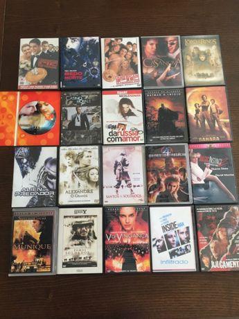 Vendo DVD separados ou por conjunto