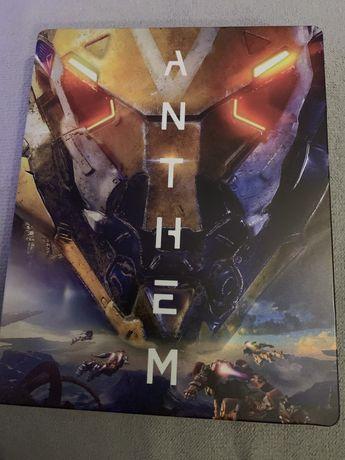 Anthem DELUXE Коллекционный (Sony PlayStation 4 ,Русская версия)