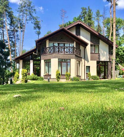 Будинок біля озера та лісу в 10 хв Київ