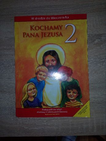 Podręcznik do religii kl 2
