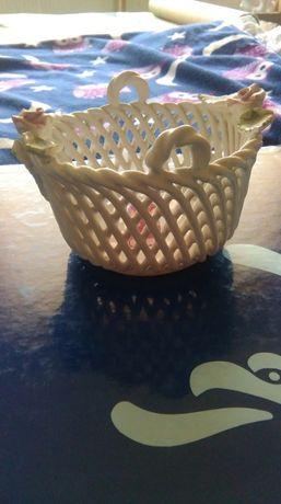 Ceramika artystyczna / koszyk / Baronia