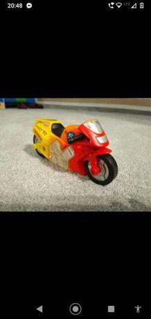 Motor zabawka poręczny dla małych dzieci zabawka na swieta