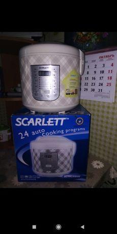 Продам мультиварку Скарлет